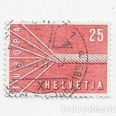 Sellos: SELLOS DE SUIZA. Lote 269014954
