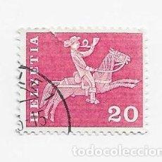 Sellos: SELLOS DE SUIZA. Lote 269014959