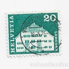 Sellos: SELLOS DE SUIZA. Lote 269014964