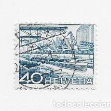 Sellos: SELLOS DE SUIZA. Lote 269014974