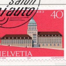 Sellos: SUIZA , 1983 , MICHEL 1246. Lote 276613733