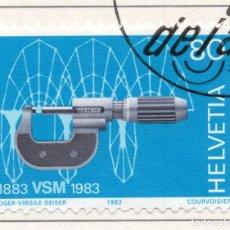 Sellos: SUIZA , 1983 , MICHEL 1248. Lote 276613813