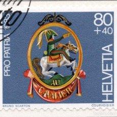 Sellos: SUIZA , 1983 , MICHEL 1254. Lote 276613908