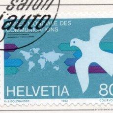 Sellos: SUIZA , 1983 , MICHEL 1259. Lote 276614168