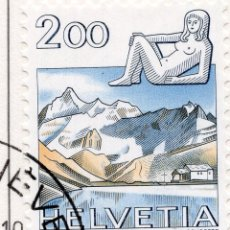 Timbres: SUIZA , 1983 , MICHEL 1264. Lote 276614293
