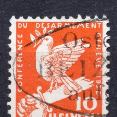 Timbres: SUIZA 1932 , STAMP ,, MICHEL 251. Lote 283792978