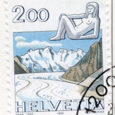 Timbres: SUIZA 1983 , STAMP ,, MICHEL 1244. Lote 284213748