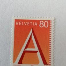 Sellos: SELLO SUIZA,1993, SERIA COMPLETA 1 UNID. NUEVO **. Lote 287581143