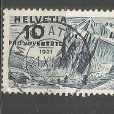 Timbres: SUIZA YVERT NUM. 251 USADO. Lote 287690278