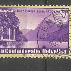 Timbres: SUIZA YVERT NUM. 311 USADO. Lote 287694913