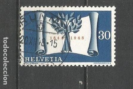 SUIZA YVERT NUM. 456 USADO (Sellos - Extranjero - Europa - Suiza)