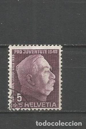 SUIZA YVERT NUM. 467 USADO (Sellos - Extranjero - Europa - Suiza)
