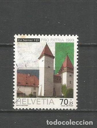 SUIZA YVERT NUM. 1610 USADO (Sellos - Extranjero - Europa - Suiza)
