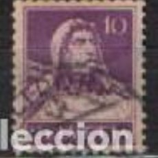 Sellos: SUIZA IVERT 243 (AÑO 1930), GUILLERMO TELL, USADO. Lote 295004978