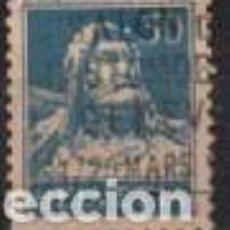 Sellos: ALEMANIA IVERT Nº 205 (AÑO 1924), GUILLERMO TELL, USADO. Lote 295005013