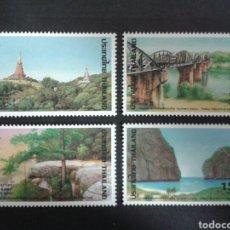 Sellos: SELLOS DE TAILANDIA. YVERT 2042/5. SERIE COMPLETA NUEVA SIN CHARNELA.. Lote 63452931