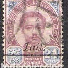 Sellos: TAILANDIA 1907 - USADO. Lote 98438763