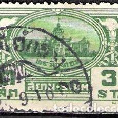 Sellos: TAILANDIA 1939 - USADO. Lote 98438967