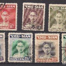 Sellos: TAILANDIA 1947 - USADO. Lote 98442647
