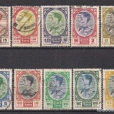Sellos: TAILANDIA 1961 - USADO. Lote 98469623