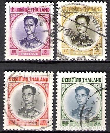 TAILANDIA 1963 - USADO (Sellos - Extranjero - Asia - Tailandia)