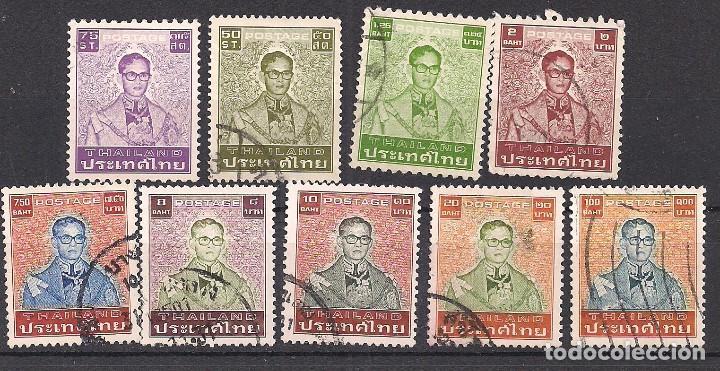 TAILANDIA 1983-1984 - USADO (Sellos - Extranjero - Asia - Tailandia)