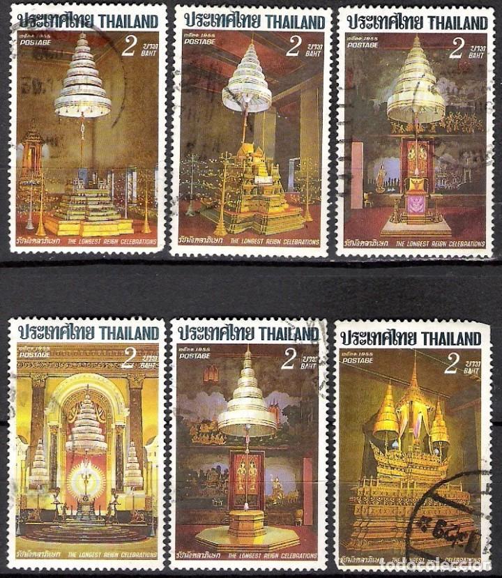 TAILANDIA 1988 - USADO (Sellos - Extranjero - Asia - Tailandia)
