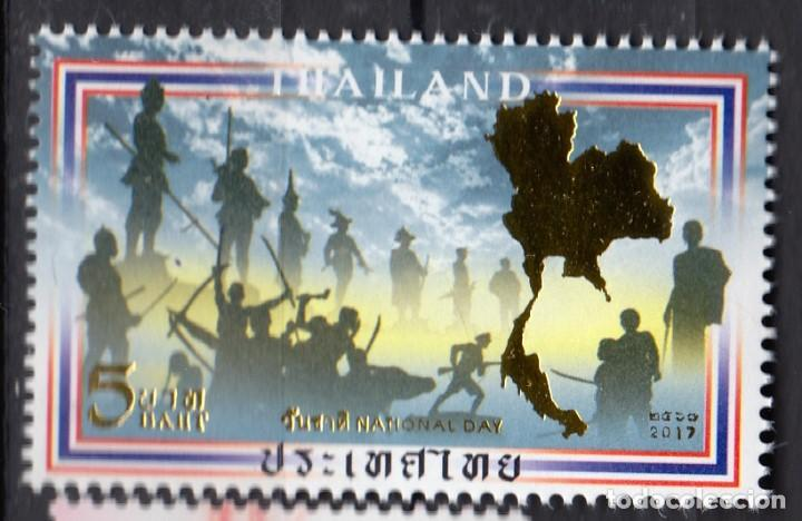 TAILANDIA 2018 DIA NACIONAL DE TAILANDIA (Sellos - Extranjero - Asia - Tailandia)