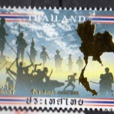 TAILANDIA 2018 DIA NACIONAL DE TAILANDIA