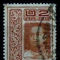 Sellos: TAILANDIA SCOTT: 145-(1912) (EL REY VAJIRAVUDH) USADO. Lote 149737822
