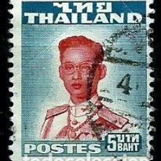 Sellos: TAILANDIA SCOTT: 293-(1955) (EL REY BHUMIBOL ADULYADEJ) USADO. Lote 149739110