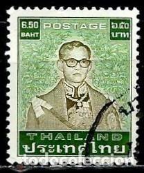 TAILANDIA SCOTT: 1085-(1984) (EL REY BHUMIBOL ADULYADEJ) USADO (Sellos - Extranjero - Asia - Tailandia)