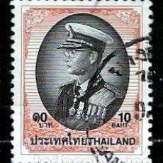 Sellos: TAILANDIA SCOTT: 1728-(1997) (EL REY BHUMIBOL ADULYADEJ) USADO. Lote 149741802