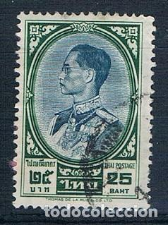 TAILANDIA 1961 YVES 373 USADO (Sellos - Extranjero - Asia - Tailandia)