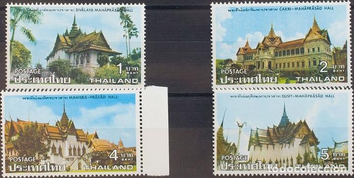 TAILANDIA. MNH **YV 812/15. 1977. SERIE COMPLETA. MAGNIFICA. YVERT 2010: 16 EUROS. REF: 57508 (Sellos - Extranjero - Asia - Tailandia)