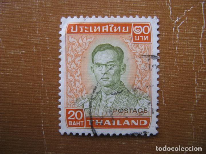 -TAILANDIA 1972, RAMA IX, YVERT 613 (Sellos - Extranjero - Asia - Tailandia)