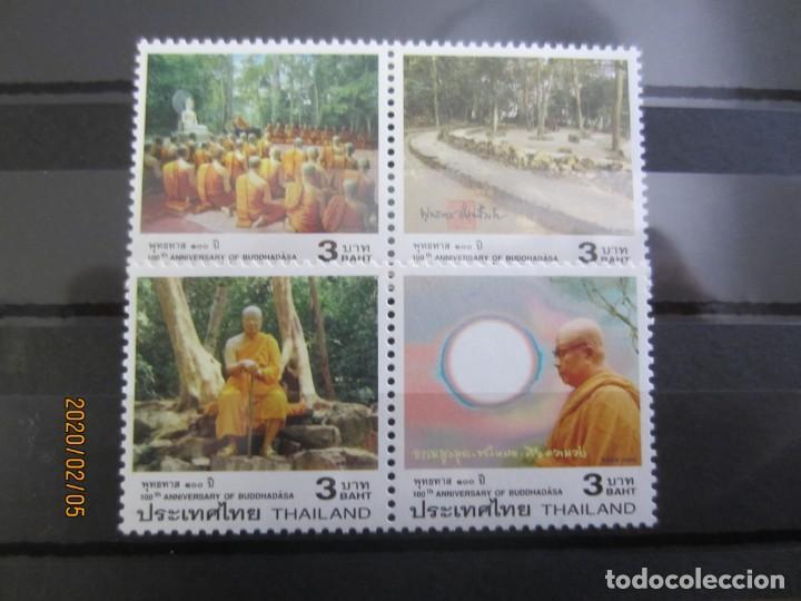 TAILANDIA 2006 4 V. NUEVO (Sellos - Extranjero - Asia - Tailandia)