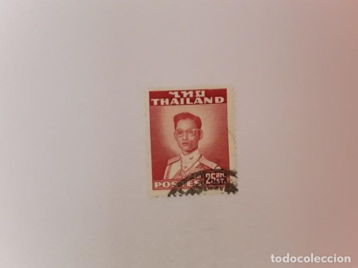 TAILANDIA SELLO USADO (Sellos - Extranjero - Asia - Tailandia)