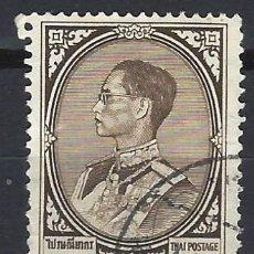 Sellos: TAILANDIA 1961-68 - REY BHUMIBOL ADULYADEJ - SELLO USADO. Lote 207846822