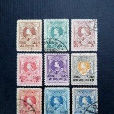 Sellos: SELLO DE TAILANDIA - SIAM 1920, KING VAJIRAVUDH. Lote 213766492