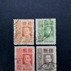 Sellos: SELLOS DE TAILANDIA - SIAM 1912,KING VAJIRAVUDH. Lote 213769187
