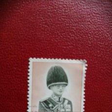 Sellos: TAILANDIA - VALOR FACIAL 10 BAHT - AÑO 1988 - REY BHUMIBOL ADULYADES. Lote 221341401