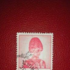 Sellos: TAILANDIA - VALOR FACIAL 2 BAHT - AÑO 1988 - REY BHUMIBOL ADULYADES. Lote 221341682