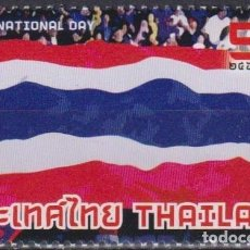 Sellos: ⚡ DISCOUNT THAILAND 2020 NATIONAL DAY MNH - FLAGS, HOLIDAYS. Lote 260543755