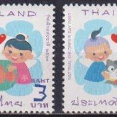 Sellos: ⚡ DISCOUNT THAILAND 2020 CHILDREN'S DAY MNH - HOLIDAYS, CHILDREN. Lote 266301673