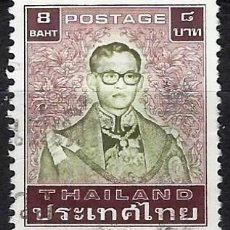 Timbres: TAILANDIA 1984 - REY BHUMIDOL ABULYADEJ - USADO. Lote 270612683