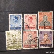 Sellos: SELLOS DE TAILANDIA. USADOS. YVERT Nº. Lote 284807693