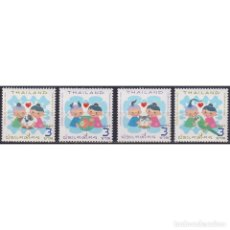 Sellos: TH3903 THAILAND 2020 MNH CHILDREN'S DAY. Lote 287531393