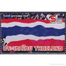 Sellos: TH3941 THAILAND 2020 MNH NATIONAL DAY. Lote 287531628