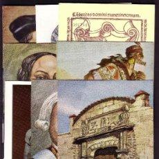 Sellos: ESPAÑA.- TARJETA MAXIMA Nº 1750/57 FORJADORES DE AMERICA . Lote 13958327
